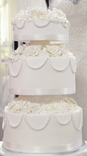 Mariage Montecarlo Wedding Cake Luxury 1