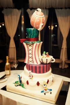 Mariage Montecarlo Wedding Cake Luxury