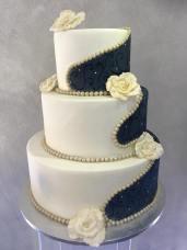 Wedding cake design Il Gufo Bianco 2