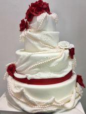 Wedding cake design Il Gufo Bianco 4