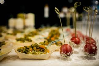Buffet barchette e finger food - catering