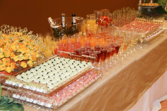 Buffet - catering