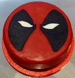 Torta Deadpool - baby and kids