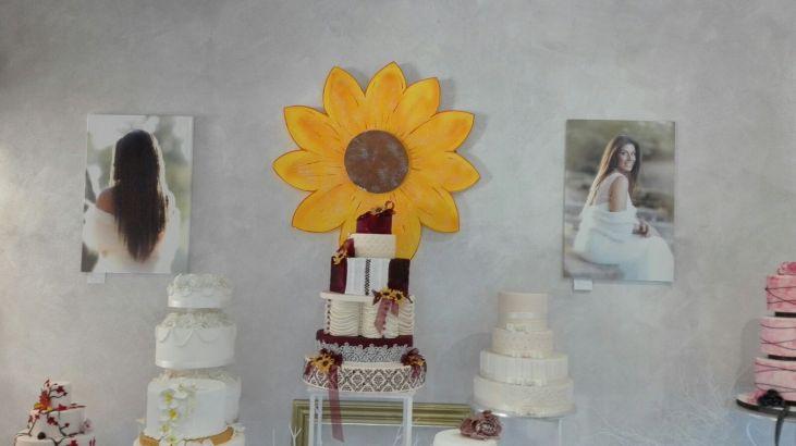 cake art e fotografia di matrimonio nel nostro showroom